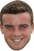 George Ford Rugby 2016 Celebrity Face Mask