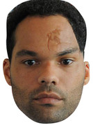 Joleon Lescott Footballer Celebrity Face Mask