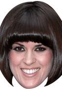 Dawn O Porter 2016 Celebrity Face Mask