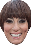 Flavia Cacace 2016 Celebrity Face Mask