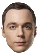 Jim Parsons Celebrity Face Mask