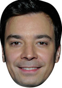 Jimmy Fallon 2016 Celebrity Face Mask