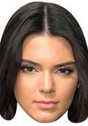 Kendall Jenner Celebrity Face Mask