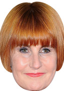Mary Portas 2016 Celebrity Face Mask