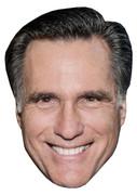 Mitt Romney Celebrity Face Mask