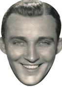 Bing Crosby 2016 Celebrity Face Mask