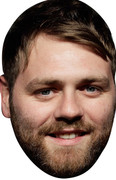 Brian Mcfadden 2016 Celebrity Face Mask