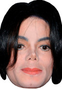 Michael Jackson 2016 Celebrity Face Mask