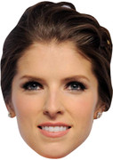 Anna Kendrick Celebrity Face Mask