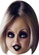 bride-chucky Celebrity Face Mask