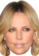 Charlize Theron Celebrity Face Mask