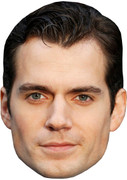 Henry Cavill 2016 Celebrity Face Mask