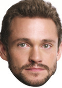 Hugh Dancy Celebrity Face Mask