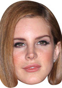 Lana Del Rey Movie 2016 Celebrity Face Mask