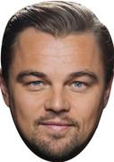 Leonardo Di Caprio 2016 Mint Celebrity Face Mask
