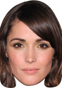 Rose Byrne Movie Star Celebrity Face Mask