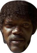 Samuel Jackson Pulp Fiction Celebrity Face Mask