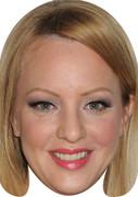 Wendi Mclendon Covey Celebrity Face Mask