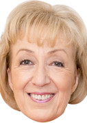 Andrea Leadsom Prime Uk Minister Politician Face Mask