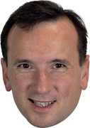 Alun Cairns - UK Politician Face Mask