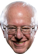 Bernie Sanders  - UK Politician Face Mask