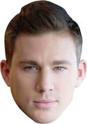 Channing Tatum - Film Stars Movies Face Mask