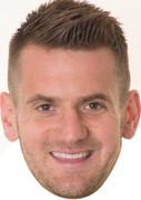 Tom Heaton - Footballers Face Mask