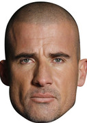 Dominic Purcell - TV Stars Face Mask