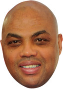 Charles Barkley - Sports Face Mask