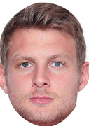 Dan Biggar - Sports Face Mask