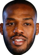 Jon Jones - Sports Face Mask