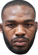 Jon Jones UFC - Sports Face Mask