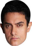 Aamir Khan - Bollywood Face Mask