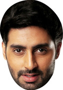 Abhishek Bachan - Bollywood Face Mask
