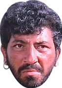 Amjad Khan - Bollywood Face Mask