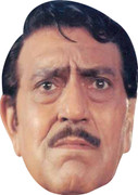 Amrish Puri - Bollywood Face Mask