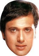 Govinda-4 - Bollywood Face Mask