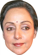 Hema Malini - Bollywood Face Mask