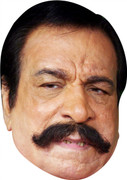 Kader Khan - Bollywood Face Mask