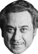 Kishore Kumar - Bollywood Face Mask