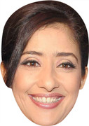 Manisha Koirala - Bollywood Face Mask