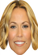 Sheryl Crow2  Celebrity Face Mask