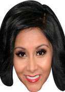 Snooki 2  Celebrity Face Mask