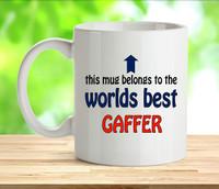 Worlds Best Gaffer Mug