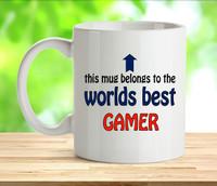 Worlds Best Gamer Mug