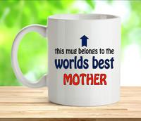 Worlds Best Mother Mug