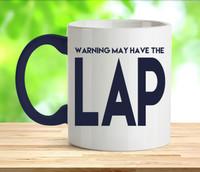 Adult Clap Mug Rude Mug