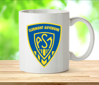 Asm Clermont Auvergne Rugby Mugs