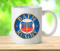 Bath Rugby Rugby Mugs