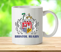 Bristol Rugby Rugby Mugs